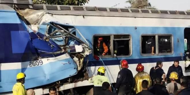 Servicio de colectivos gratis en reemplazo del tren Sarmiento