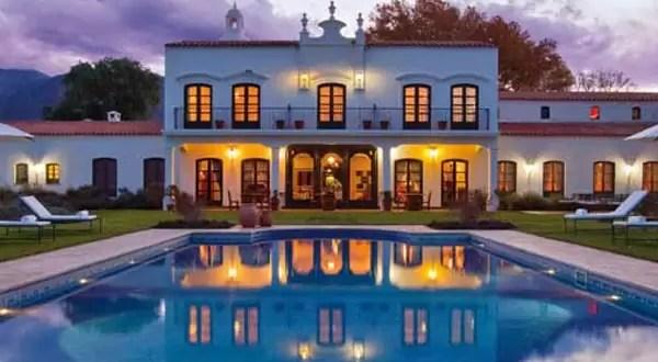 Los mejores hoteles del mundo para los amantes del vino