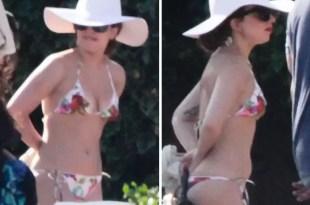 Fotos de Lady Gaga en bikini