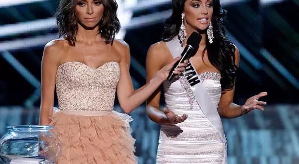Videos: Insólitas respuestas de participantes en Miss USA