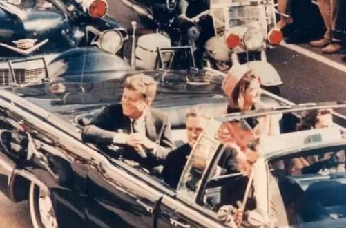Video jamás visto de la muerte de John F. Kennedy