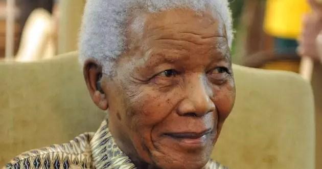 Delicado estado de salud de Nelson Mandela