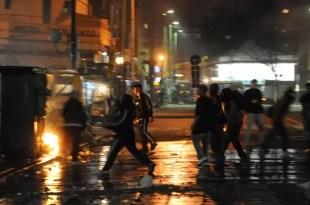 Incidentes y detenidos en la estación Constitución por paro de trenes