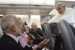 El papa Francisco sobre los homosexuales