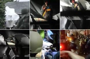 Fotos inéditas de la caída del terrorista de Boston