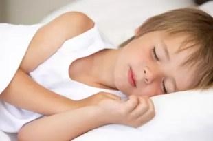 Horas de sueño que necesitan los niños según su edad