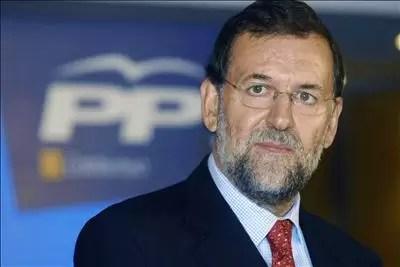 El error de Rajoy al saludar a las víctimas del accidente ferroviario