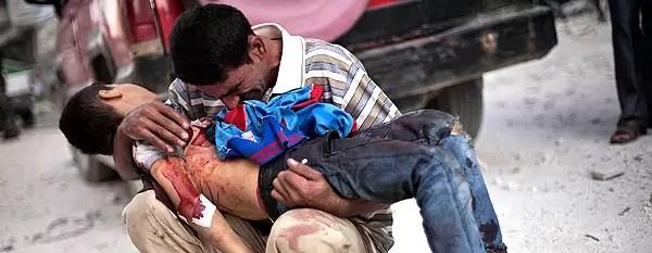 Récord escalofriante: Siria suma 100.0000 muertos