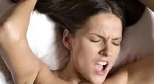 Por qué la expresión de las mujeres al llegar al orgasmo parece de dolor?