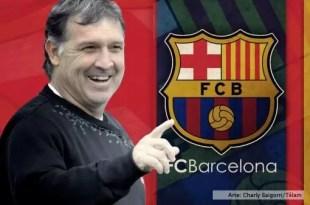 """Gerardo """"Tata"""" Martino es el nuevo DT del FC Barcelona"""
