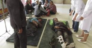 Terremoto en China deja 75 muertos