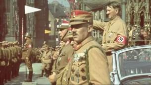 Fotos privadas inéditas de Adolf Hitler