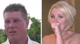 Estuvo todo el noviazgo en silla de ruedas pero el día de su boda sorprendió a su amor