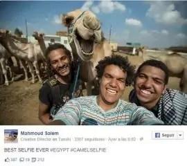 ¿Qué tiene esta 'selfie' para convertirse en éxito mundial?