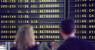Compañías aéreas: Es posible reclamar por un retraso de vuelo