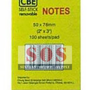 CBE Self Stick 14032 (12 pads/box)