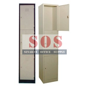 S114/3-3 Compartment Locker