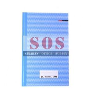Camis Foolscap Book 50G 200P