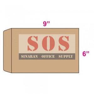 Brown Envelope 6 x 9 – 500pcs