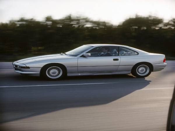 The First-Ever BMW 8 Series.