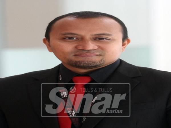 Pensyarah Pembangunan Game, MSU, Faizal Md Fadzil