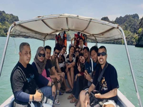 Rasai pengalaman mengelilingi pulau melalui pakej yang disediakan pihak Resorts World Genting.