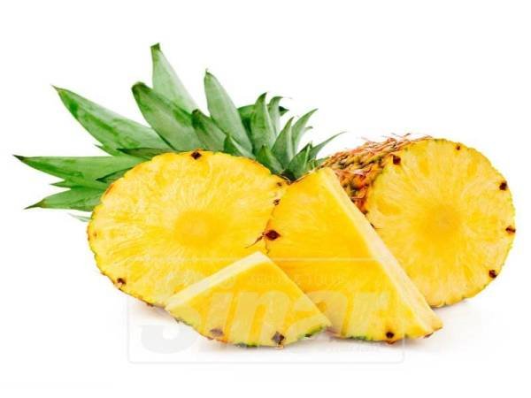 JADIKAN nanas sebagai snek harian anda.