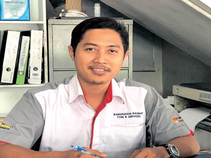 Muhammad Fauzi Kamaruddin