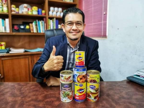 Jenama: Pertima Jenis makanan: Dalam tin Pengasas: PMINT Produk pertama: Sardin Senarai produk: Sardin Dalam Sos Tomato, Sardin Family, Kari Ayam, Kuah Sate, Kuah Laksa Terengganu, sambal bilis dan kaya