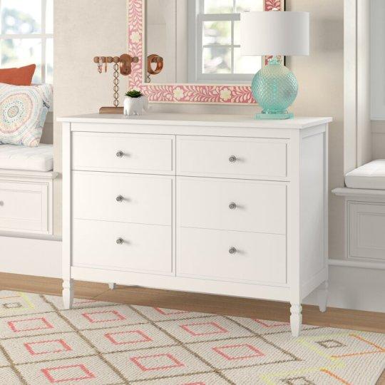 Babys Tafel Warna Putih Aican Modern
