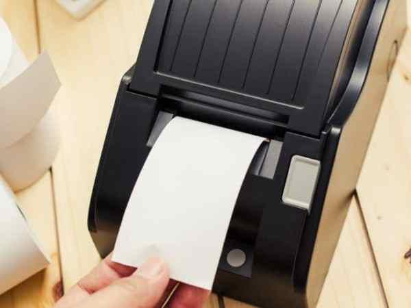 Impresora térmica-0