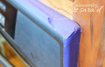 Painting Cabinets With Chalk Paint - Sincerely Sara