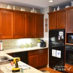 Why I Repainted My Chalk Painted Cabinets Sincerely Sara D Home Decor Diy Projects