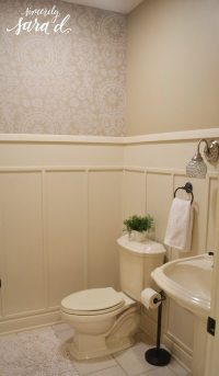 Bathroom Wall Paneling