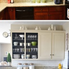 Can I Paint My Kitchen Cabinets Area Rugs For Hardwood Floors Mini-makeover: Subway Tile - Sincerely, Sara D.