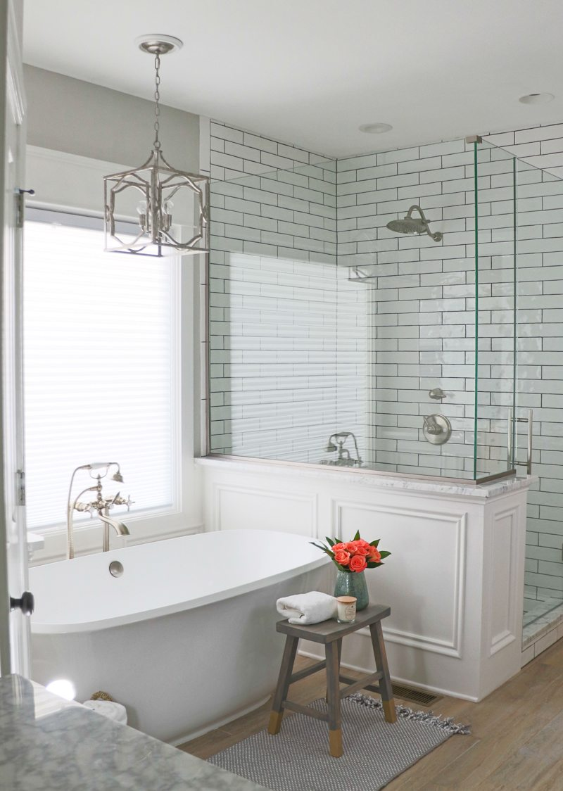 Bathroom Remodel Reveal  Sincerely Sara D