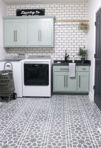 How To Paint Tile Floors In Kitchen