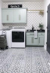How To Paint Tile Floors In Kitchen   Tile Design Ideas