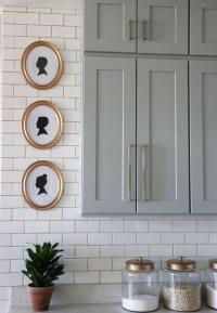 New Kitchen Cabinet Hardware - Sincerely, Sara D.