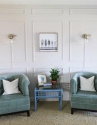 DIY Decorative Wall Moulding - Sincerely, Sara D.