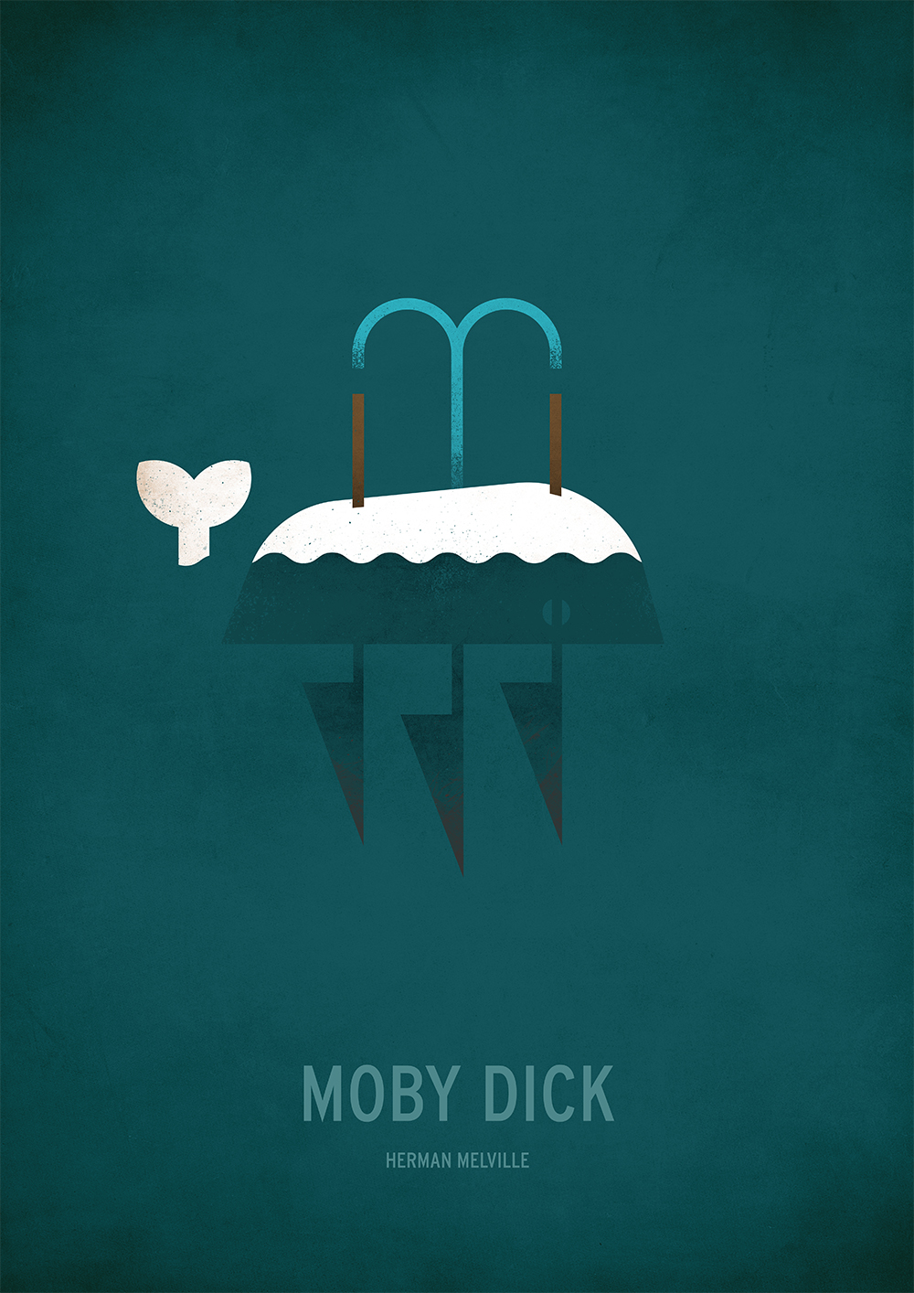Moby Dick Minimal large