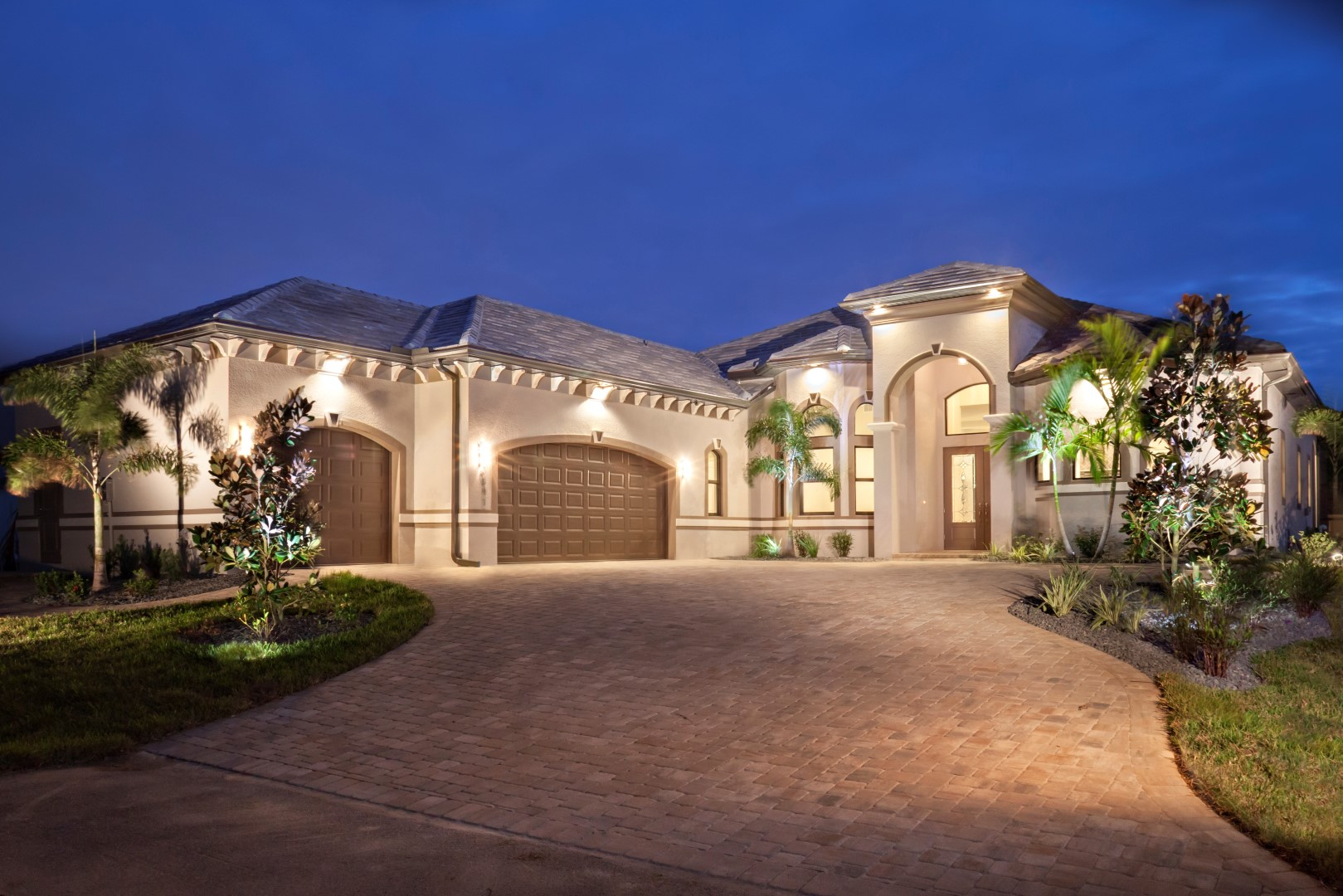 The Trinidad  3194 sqft  Sinclair Custom Homes Inc