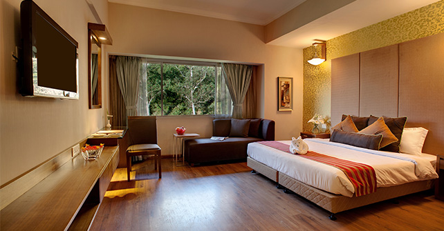 Accommodation  Sinclairs Retreat Ooty  Sinclairs Hotels