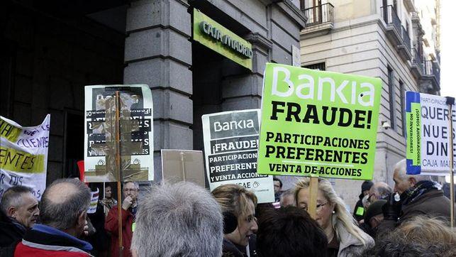 Bankia devolverá 75.000 euros de preferentes