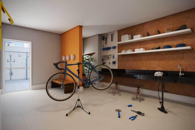 Oficina bike