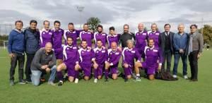 La squadra Ussi Abruzzo-Molise a Campobasso