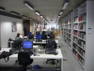 Computers in the social sciences library