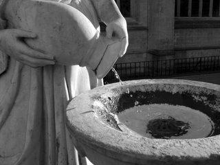 Statue in Bath, II