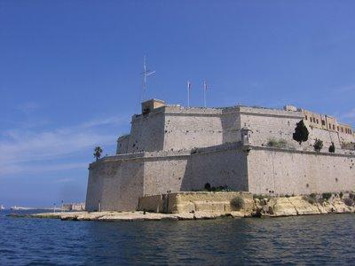 Valletta fortifications
