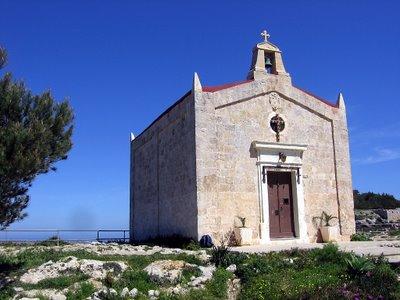 Fisherman's chapel, Malta
